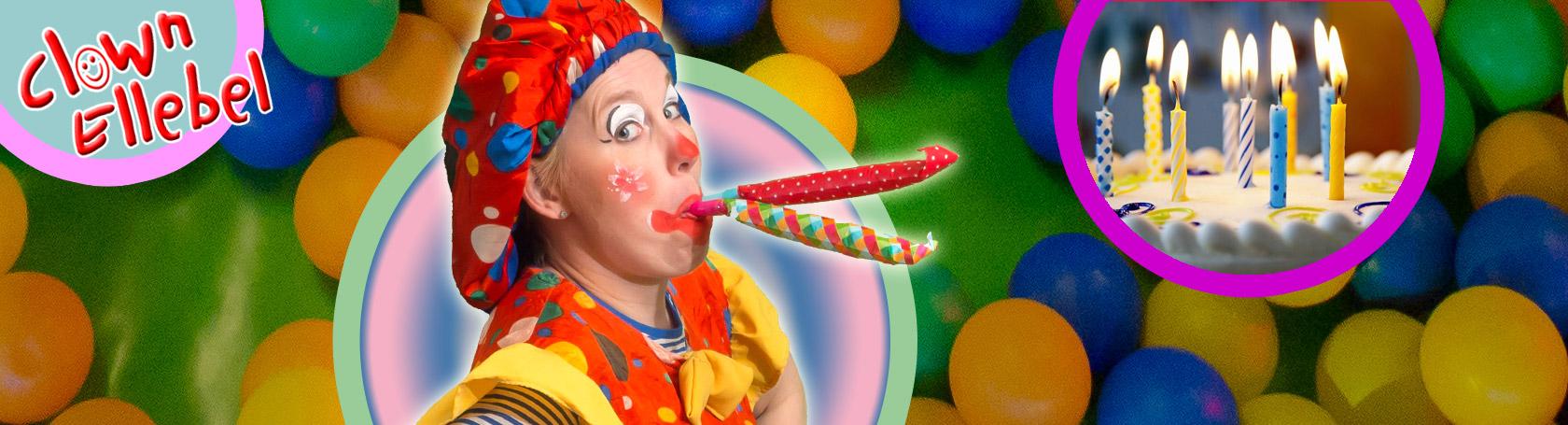clown-kinderfeestje-amsterdam-zaandam