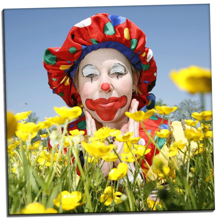 clown kinderfeestje amsterdam zaandam