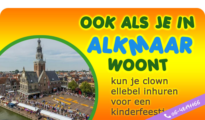 clown huren in alkmaar