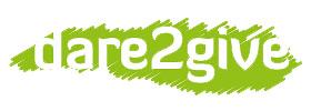 logo dare2give