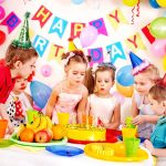 kinderverjaardag taart
