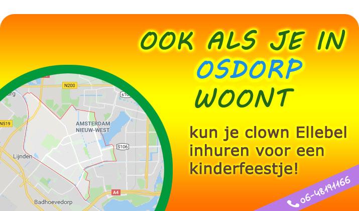 Clown huren in Amsterdam Osdorp