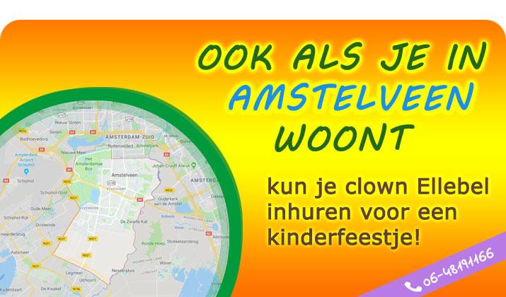 Clown huren in Amstelveen?